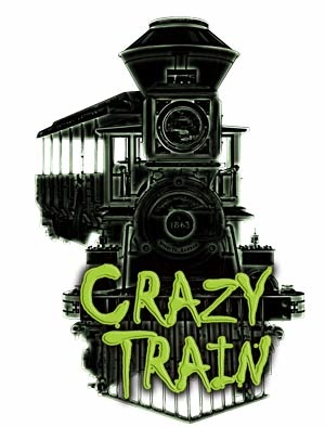 On The Crazy Train